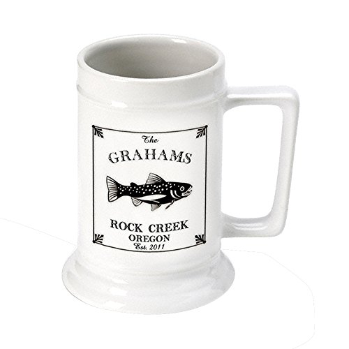 Cabin Series Stein - Personalized JDS Gifts Home Decorative Cabin Series Stein