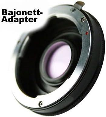 SIOCORE – Adaptador de Bayoneta de Objetivo Pentax K a Bayoneta ...
