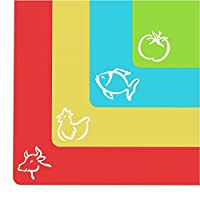 Deals on Extra Thick Flexible Plastic Cutting Board Mats