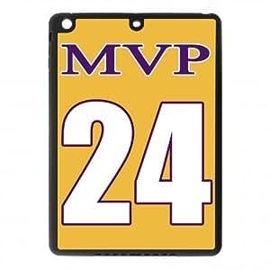 NBA MVP NO.24 Jersey Golden Hard Case Cover for IPad Air