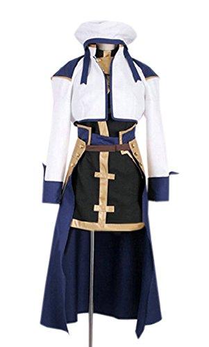 Nanoha Cosplay Costume (Dreamcosplay Anime Magical Girl Lyrical Nanoha Yagami Cosplay Costume)
