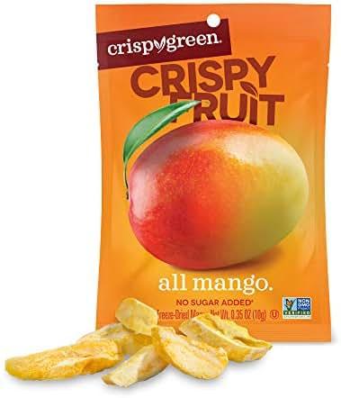 Dried Fruit & Raisins: Crispy Fruit All Mango