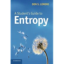 A Student's Guide to Entropy