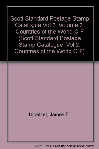 2006 Scott Standard Postage Stamp Catalogue, Vol. 2: Countries C-F