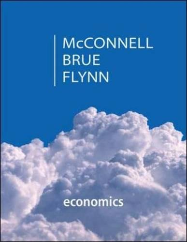 Economics: Principles, Problems, & Policies (McGraw-Hill Series in Economics) - Standalone enlist