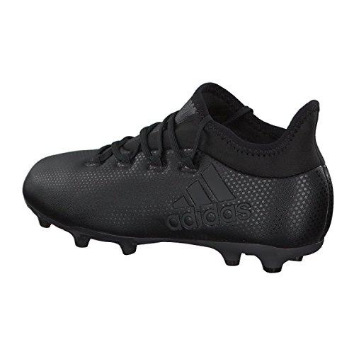 adidas Rot 1 EU Gold 38 Supcya 3 FG 17 Mixte enfant X 2 Cblack de Chaussures Schwarz Cblack Football Schwarz 1RSr1