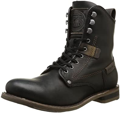 Caterpillar men 39 s orson boot motorcycle for New model boot