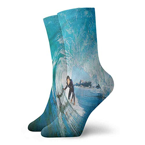 Summer 2019 Wave,Extreme Sportsman Surfer,socks for toddler boys
