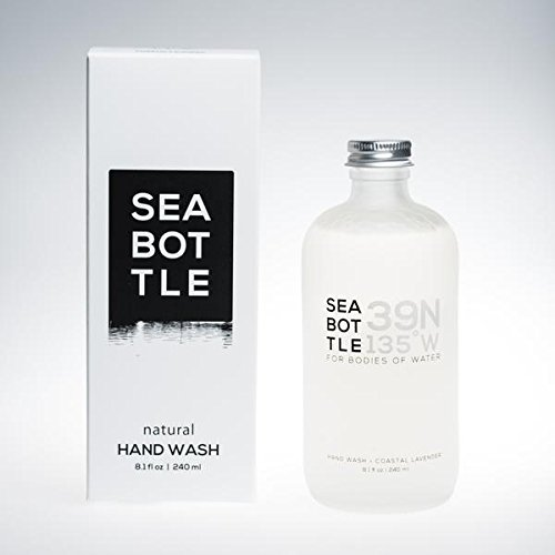 Sea Bottle Softening Hand Wash Refill, Coastal Lavender, 8 fl. oz. ()