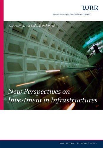 New Perspectives on Investment in Infrastructures (WRR Verkenningen)