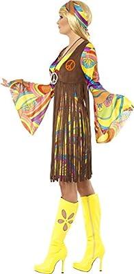 Smiffy's Women's 1960's Groovy Lady Costume