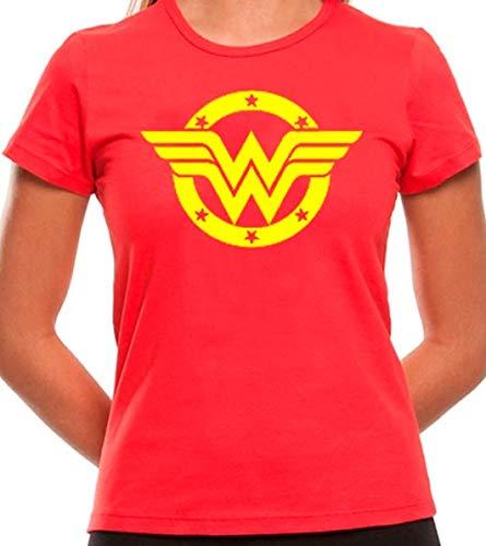 Camiseta Mulher Maravilha (M)