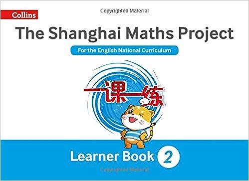 Book Shanghai Maths – The Shanghai Maths Project Year 2 Learning