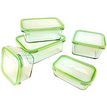 Kinetic 10 Piece (54oz,35oz,30oz,15oz,14oz) GoGreen Glassworks