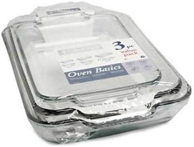 Value Pack 1 89 Bake Dish