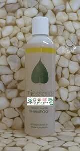 Miessence Lemon Myrtle Shampoo (Normal to Oily Hair) - Certified Organic
