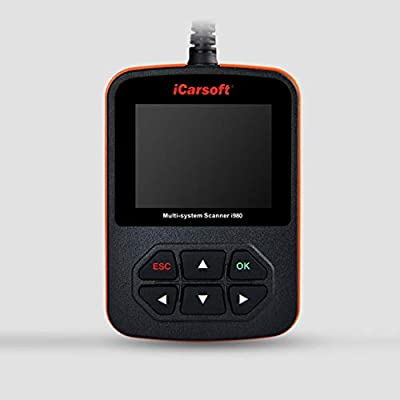 iCarsoft Genuine Mercedes Benz I980 Professional Diagnostic Scanner Tool from iCarsoft