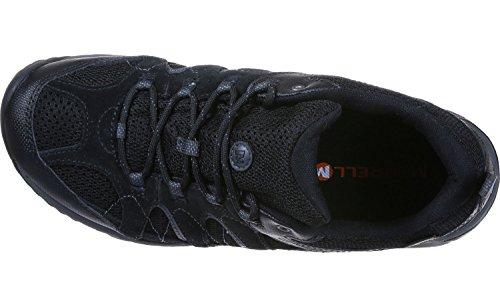 Merrel OUTMOST VENT GTX - Zapatillas de trekking, Hombre Negro
