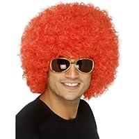 Accesorio del traje de la peluca afro de Party Time
