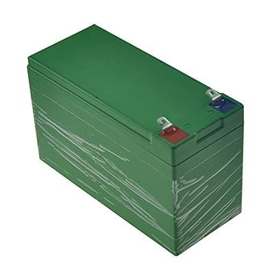 LI DO 12.8V 6Ah Lithium Iron Phosphate (LiFePO4) Battery 2000 Times Super Cycle Life