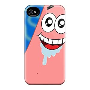 New Premium Flip Cases Covers Patrick Skin Cases For Case Samsung Note 4 Cover