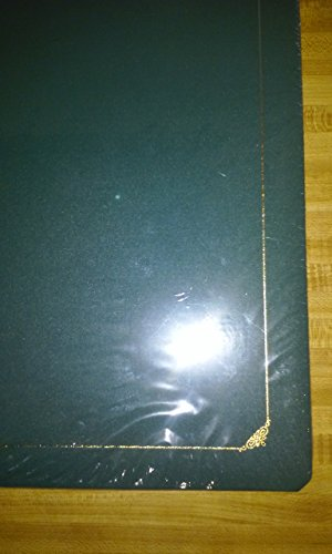 Creative Memories 12x15 Forest Green Album w/gold embossing on cover by Creative Memories