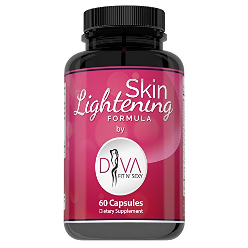 Premium Skin Lightening Formula by Diva Fit & Sexy - Whit...