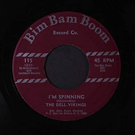 girl, girl / im spinning: DELL-VIKINGS: Amazon.es: Música