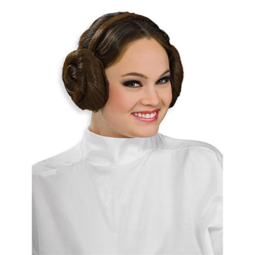 Princess Leia Headband Costume Accessory]()