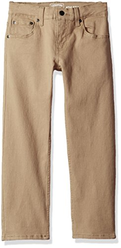 Signature by Levi Strauss & Co. Gold Label Big Boys' Athletic Fit Jeans, Empire Khaki, 16
