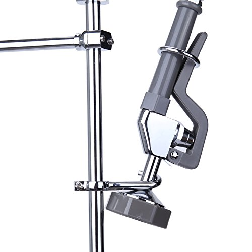 Commercial Looking Kitchen Faucets