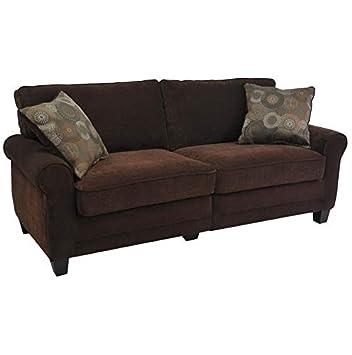 Amazon.com: Hebel Copenhagen Collection 73 in. Sofa | Model ...