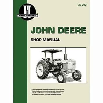 41QpCMmjbPL._SY355_ amazon com all states ag parts i&t shop manual collection john