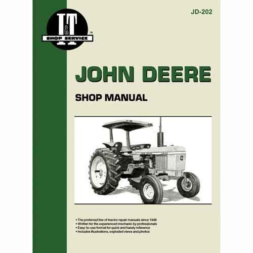 All States Ag Parts I&T Shop Manual Collection John Deere 2440 2440 2510 2510 4240 4240 4440 4440 2630 2630 4840 4840 4040 4040 2240 2240 2240 2640 2640 4640 4640 2040 2040 2520 2520