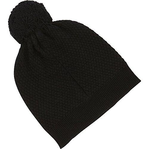 kinross-cashmere-basketweave-hat-w-pom-pom-one-size-black