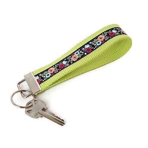New Handmade Key Fob Keychain