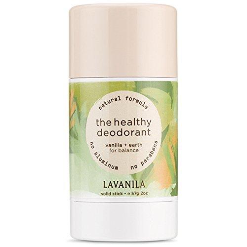 Lavanila The Healthy Deodorant Vanilla + Earth for Balance 2 oz - Patchouli Deodorant Stick