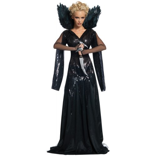 Deluxe Queen Ravenna Adult Costume - -