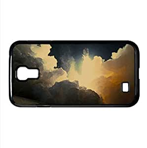 Beautiful Space Shuttle Launch Watercolor style Cover Samsung Galaxy S4 I9500 Case