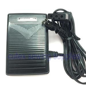 Foot Control Pedal #XC6666021, XC7359021 For Brother Sewing Machines - Economy