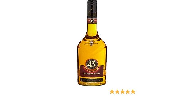 43 Licores Licor - 1000 ml
