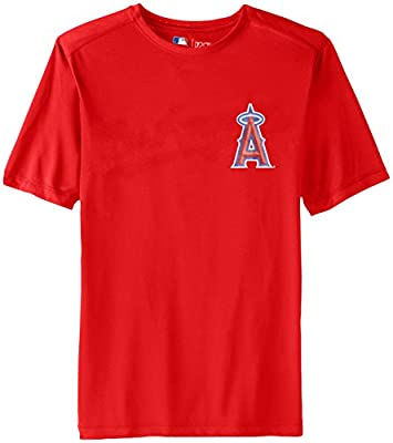 MLB WordMark Short sleeve Synthetic Tee