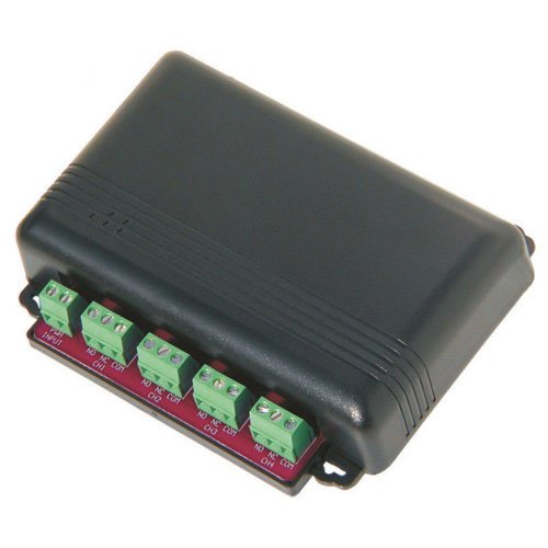 Seco-Larm Enforcer RF Receiver, 4-Channel (SK-910R4Q)
