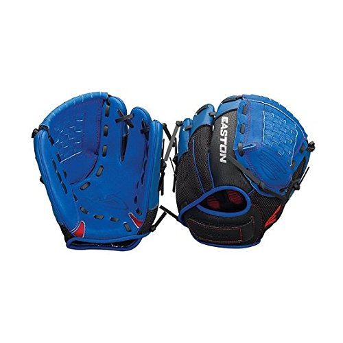 Easton Z-Flex ZFX1000RYRD Left Hand Throw 10 in Youth Ball Glove by Easton