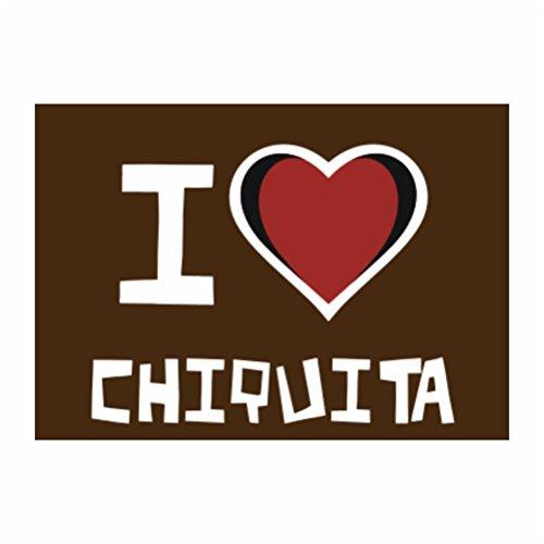 teeburon-i-love-chiquita-pack-of-4-stickers