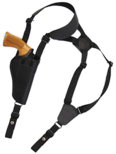 "Barsony Revolver Shoulder Holster Fits 4-5"" .38 .357 .41 .44 Mag from Barsony Holsters and Belts"