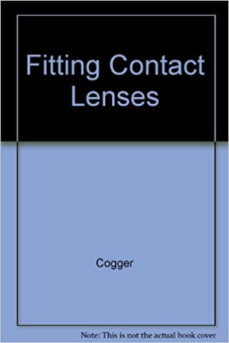 Book Fitting Contact Lenses