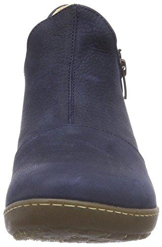 El Naturalista ND81 BEE - botas de cuero mujer azul - azul (océano)