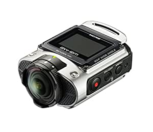 Ricoh WG-M2 Action Cam (Black)