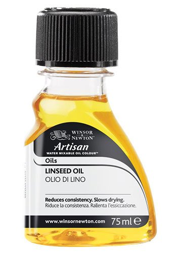 W&N Artisan Linseed Oil, 75ml bottle